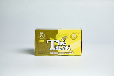 White Double Chamber Tea Bags #WT911 2GX25BAGS